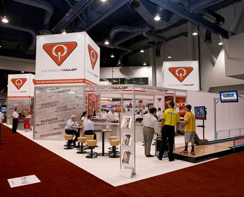 TRADE SHOWS EVENT INSTALLATIONS