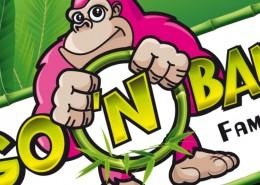 Go 'n Bananas family entertainment center logo