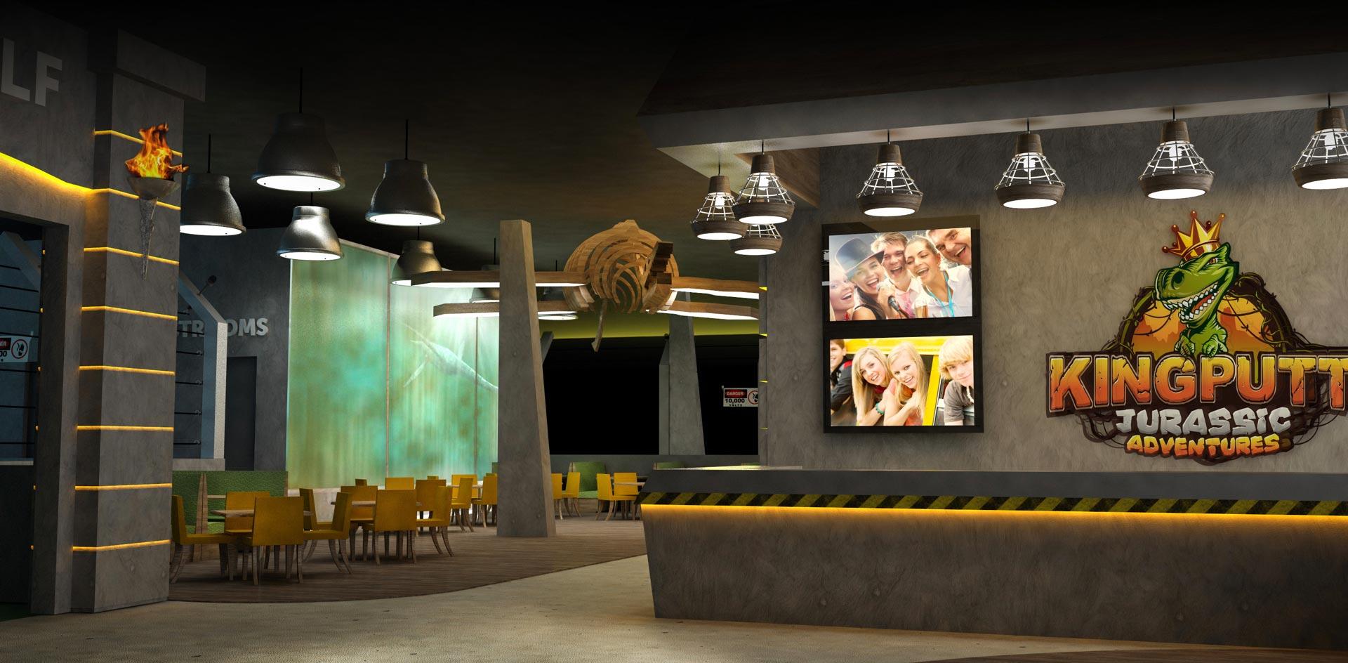 King Putt Family Entertainment Center Las Vegas Nv Us Design Lab