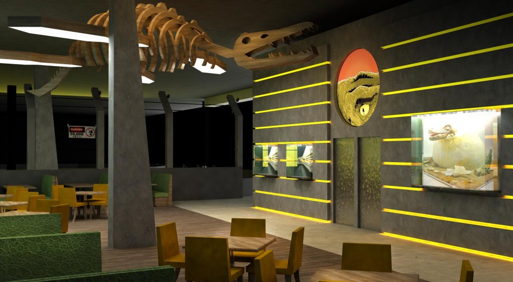 King Putt Family Entertainment Center Us Design Lab Portfolio