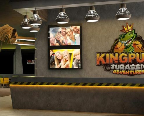 KING PUTT Family Entertainment Center