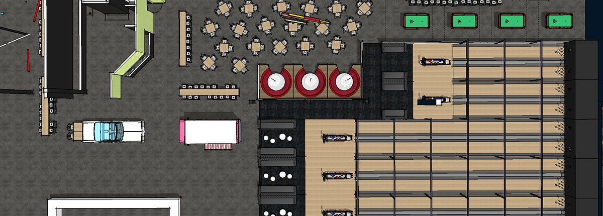 xtreme action park family entertainment center master plan