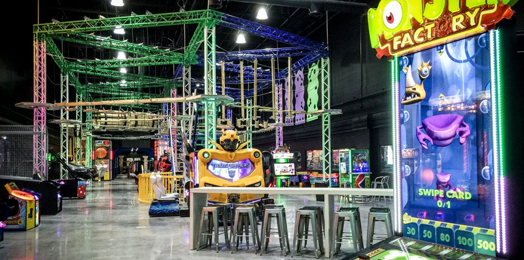 Xtreme Action Park Family Entertainment Center Us Design