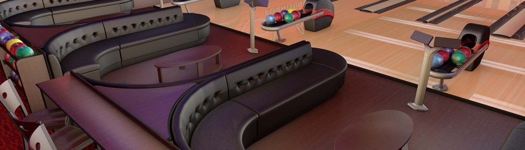 Bowling Alley Interior Design