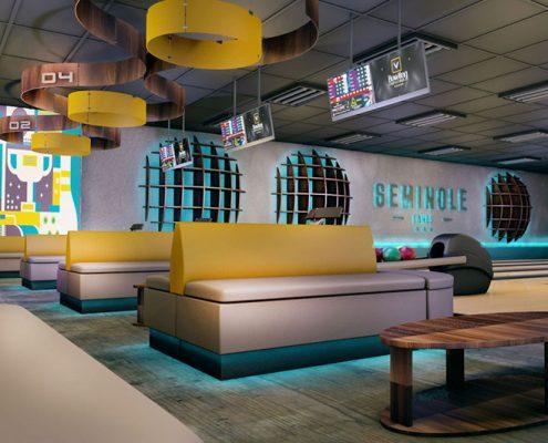 Superieur SEMINOLE LANES Bowling Center   Seminole, FL